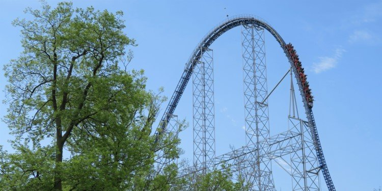 Canobie Coaster's World Adventures: Cedar Point!