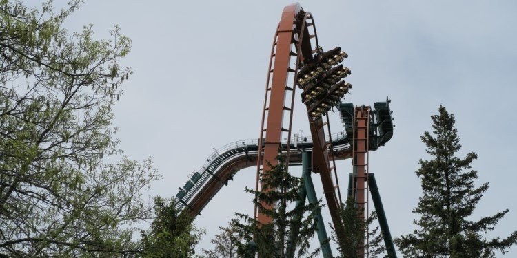 Great Trip Report from Canada's Wonderland!
