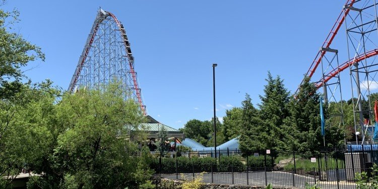 Fun Trip Report from Dorney Park!