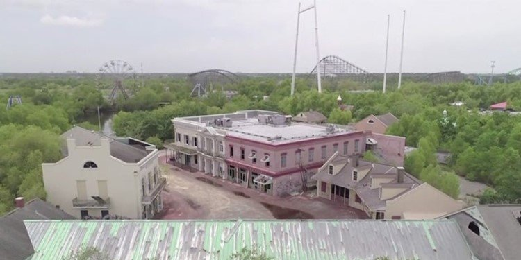 Six Flags New Orleans Gets Closer to Demolition!