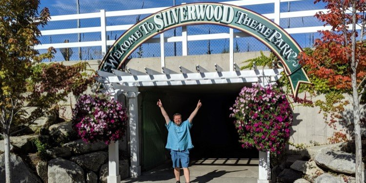 Erik & Smisty's Oddventure in Silverwood!