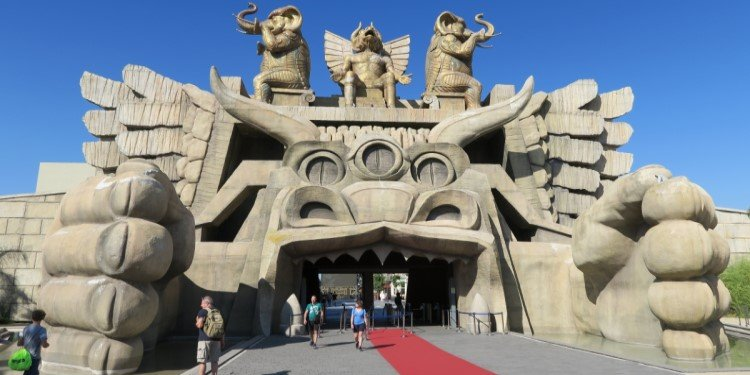 Great Report from Cinecitta World in Rome!