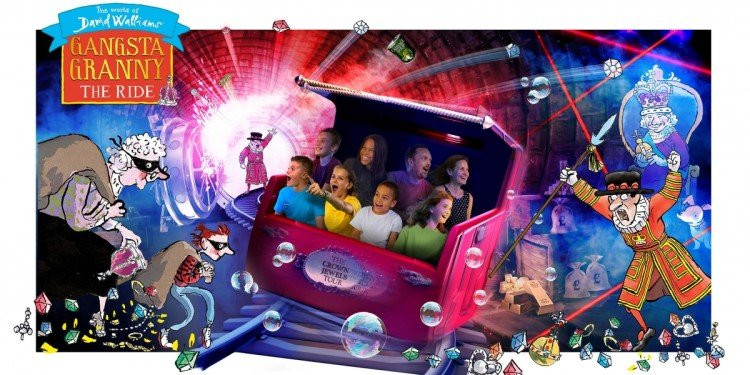 New Dark Ride Coming to Alton Towers!