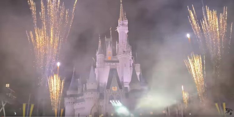 Video of Epic Event at the Magic Kingdom!