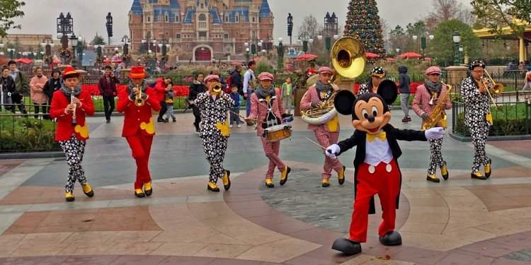 Shanghai Disneyland to Reopen on May 11th!