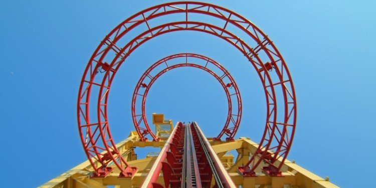 Take a Ride on Hollywood Rip Ride Rockit!