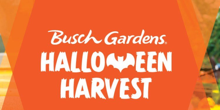 Busch Gardens Announces Halloween Harvest!