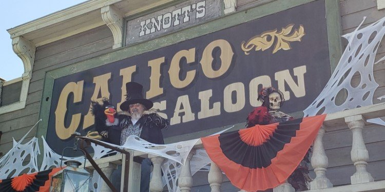 Enjoy a Taste of  Fall-o-Ween at Knott's!