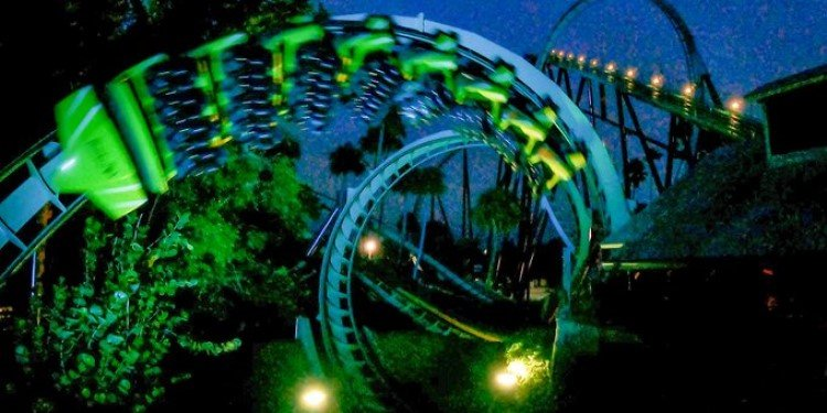 Take a Virtual Night Ride on Kumba!