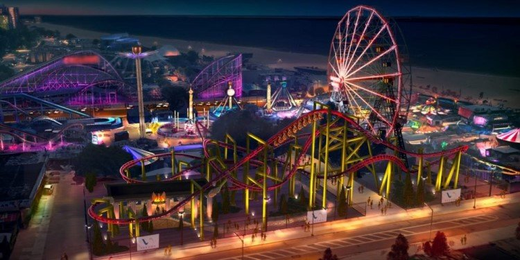 New Coaster Announced for Coney Island!