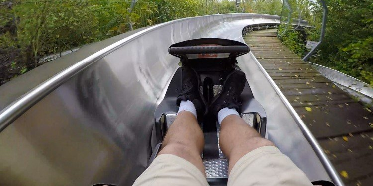 Bumpy Bumpy Bobkarts POV Video!