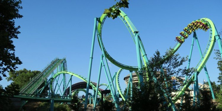 Canobie Coaster's World Adventures: Dorney!