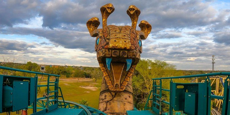Take a Ride on Cobra's Curse!