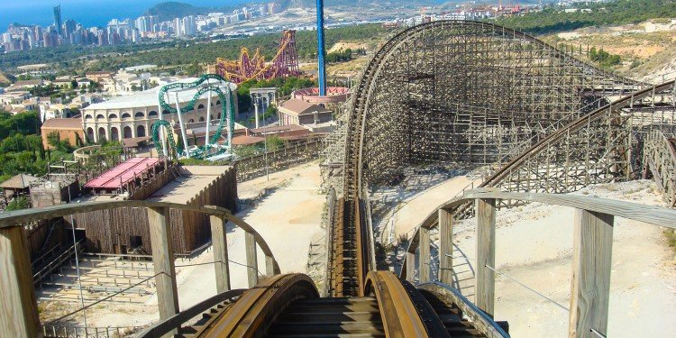 Take a Ride on Magnus Colossus in Spain!